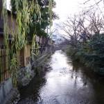 【京都小紀行 年始編5】祇園白川で「イシバシさん!」と叫ぶ