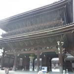 【京都小紀行 年始編9】最終回 東本願寺