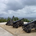 【グアム 6】グアム島半日ツアー アプガン砦