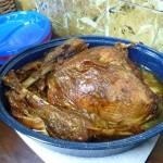 美味し~い! 感謝祭の七面鳥