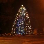 クリスマスの光景