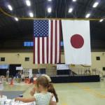 米軍基地の独立記念日