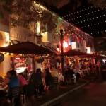 【Miami Dream 30】マイアミのスペイン小路でイタリアンのお正月ディナー