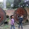 Tama Hillsで週末 2:多摩ヒルズに残る戦前の廃墟