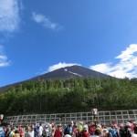 忍野八海と富士山五合目