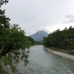 夏の上高地 後編:田代橋~岳沢湿原
