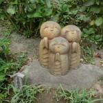 【ぶらり鎌倉3】長谷寺の可愛いお地蔵さん