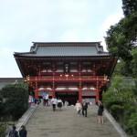 【ぶらり鎌倉5】階段がしんどい!鶴岡八幡宮