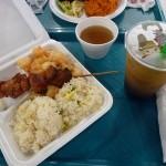 【グアム 8】マイクロネシアモールで昼食