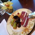 シャングリ・ラ ホテル東京でアフターヌーンティー
