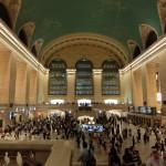 【New York, NY! 11】グランドセントラルステーションで夕食