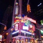 【New York, NY! 12】ギラギラ!タイムズスクエア
