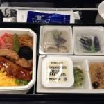 【New York, NY! 2】全日空NH10便の機内食