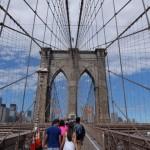 【New York, NY! 20】ブルックリン・ブリッジを歩いて横断!