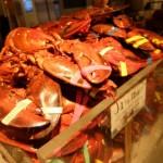 【New York, NY! 21】チェルシーマーケットで巨大ロブスター立ち食い!