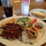 鈴波とトニーローマを同時に食べる!