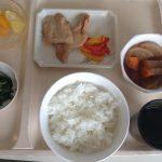 ある日の入院食 1