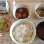 ある日の入院食 4