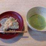 【京都小紀行 ひとり旅6】洛匠の草わらび餅