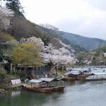 【京都小紀行 ひとり旅12】最終回:渡月橋