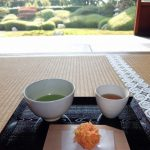 【京都小紀行 薄紅葉8】一華院のお茶席