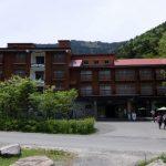 【上高地温泉3】上高地温泉ホテルのランチ