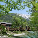【上高地温泉1】新緑の季節、上高地へ!