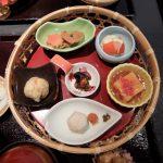 澤乃井園の【豆らく】で秋の豆腐料理