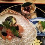 【京都小紀行 散る桜編6】林先生が通う、大神の夕食
