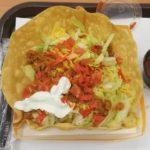お夕食は Taco Bell ョ