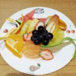 果実園リーベルのフルーツサラダ